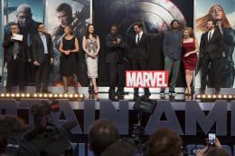 photo 84/153 - Chris Evans, Scarlett Johansson, Samuel L. Jackson - Captain America, le soldat de l'hiver - © Walt Disney Studios Motion Pictures France
