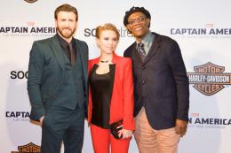 photo 44/153 - Chris Evans, Scarlett Johansson, Samuel L. Jackson - Captain America, le soldat de l'hiver - © Walt Disney Studios Motion Pictures France