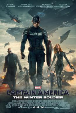 photo 137/153 - Chris Evans, Scarlett Johansson, Samuel L. Jackson - Captain America, le soldat de l'hiver - © Walt Disney Studios Motion Pictures France