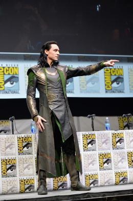 photo 70/143 - Tom Hiddleston - Thor - Le Monde des Ténèbres - © Walt Disney Studios Motion Pictures France