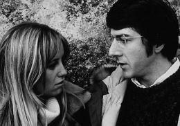 photo 6/13 - Dustin Hoffman et Susan George - Les Chiens de paille