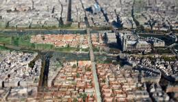 photo 4/22 - Paris, la ville à remonter le temps - © Studio Canal Vidéo
