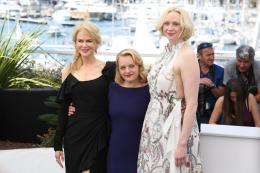 Gwendoline Christie Cannes 2017 : Top of the lake Photocall photo 1 sur 21