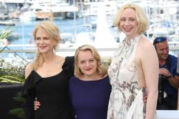Gwendoline Christie Cannes 2017 : Top of the lake Photocall photo 2 sur 21