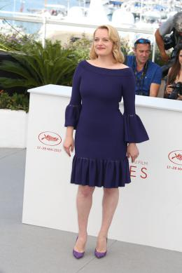 Elisabeth Moss Cannes 2017 : Top of the lake Photocall photo 5 sur 69