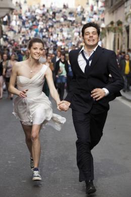 photo 5/6 - Giulia Valentini et Filippo Scicchitano - Une journ�e � Rome - © Bellissima Films