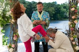 photo 2/9 - Susan Sarandon, Robin Williams, Robert De Niro - Un grand mariage - © Metropolitan Film