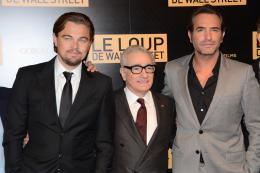 photo 17/41 - Leonardo DiCaprio, Martin Scorsese - Le Loup de Wall Street - © Metropolitan Film