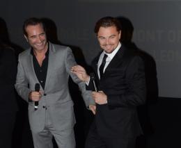 photo 31/41 - Leonardo DiCaprio, Jean Dujardin - Le Loup de Wall Street - © Metropolitan Film