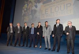 photo 27/41 - Leonardo DiCaprio, Martin Scorsese, Jean Dujardin - Le Loup de Wall Street - © Metropolitan Film