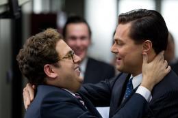 photo 11/41 - Leonardo DiCaprio, Jonah Hill - Le Loup de Wall Street - © Metropolitan Film