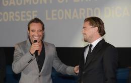 photo 32/41 - Leonardo DiCaprio, Jean Dujardin - Le Loup de Wall Street - © Metropolitan Film