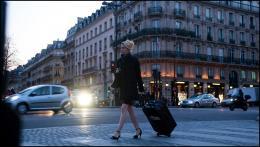 photo 5/9 - Laine Mägi - Une Estonienne à Paris - © Pyramide