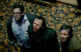Le dernier pub avant la fin du monde Nick Frost, Simon Pegg et Paddy Considine photo 4 sur 26