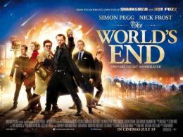 photo 23/26 - Affiche - Le dernier pub avant la fin du monde - © Universal Pictures International France