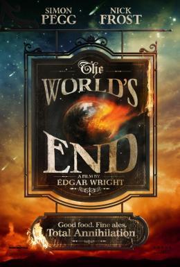 photo 20/26 - Affiche - Le dernier pub avant la fin du monde - © Universal Pictures International France