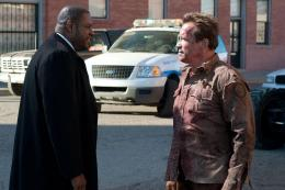photo 2/12 - Arnold Schwarzenegger, Forest Whitaker - Le Dernier Rempart - © Metropolitan Film