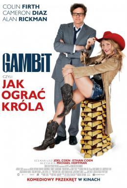 photo 14/15 - Gambit, Arnaque à l'Anglaise - © Metropolitan Film