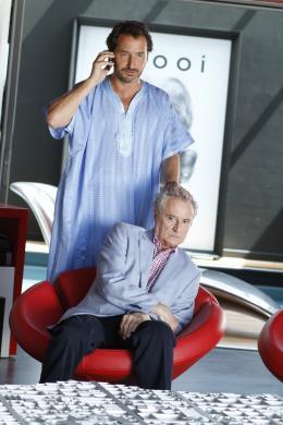 Les Invincibles Edouard Baer et Daniel Prevost photo 3 sur 22