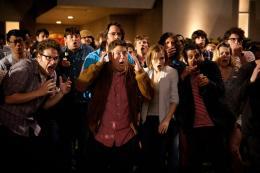 photo 10/19 - Seth Rogen, Jonah Hill, Emma Watson - C'est la fin - © Sony Pictures