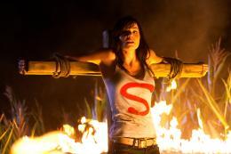photo 19/21 - Erica Durance - Smallville - Saison 10 - © Warner Home Vid�o