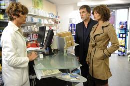 photo 2/9 - Olivier Marchal, Ingrid Chauvin - On ne se quitte plus - © TF1