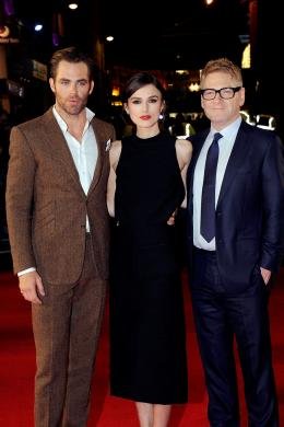 photo 34/55 - Chris Pine, Keira Knightley, Kenneth Branagh - The Ryan Initiative - © Paramount