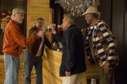 photo 10/38 - Morgan Freeman, Michael Douglas, Robert De Niro, Kevin Kline - Last Vegas - © Universal Pictures International France