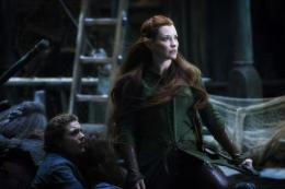 photo 7/125 - Evangeline Lilly - Le Hobbit : La Bataille des Cinq Arm�es - © Warner Bros