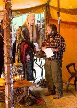 Peter Jackson Le Hobbit : La bataille des cinq arm�es photo 1 sur 113
