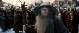 photo 32/125 - Ian McKellen - Le Hobbit : La Bataille des Cinq Arm�es - © Warner Bros