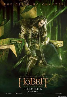 photo 121/125 - Le Hobbit : La Bataille des Cinq Armées - © Warner Bros