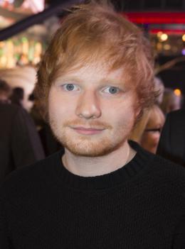 photo 76/125 - Ed Sheeran - Avant-premi�re � Londres - Le Hobbit : La Bataille des Cinq Arm�es - © Warner Bros