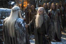 photo 42/125 - Ian McKellen - Le Hobbit : La Bataille des Cinq Armées - © Warner Bros