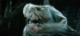 photo 53/125 - Cate Blanchett, Ian McKellen - Le Hobbit : La Bataille des Cinq Arm�es - © Warner Bros