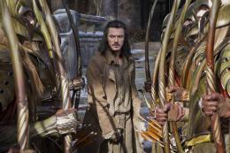 photo 38/125 - Luke Evans - Le Hobbit : La Bataille des Cinq Armées - © Warner Bros