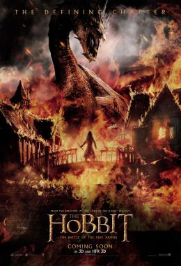 photo 125/125 - Le Hobbit : La Bataille des Cinq Arm�es - © Warner Bros