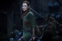 photo 37/125 - Evangeline Lilly - Le Hobbit : La Bataille des Cinq Armées - © Warner Bros