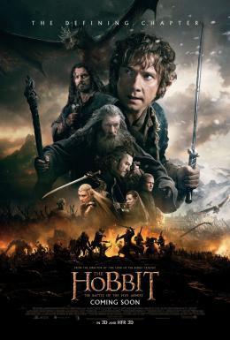 photo 124/125 - Le Hobbit : La Bataille des Cinq Armées - © Warner Bros