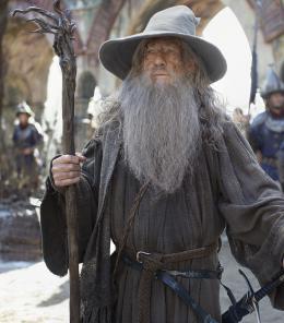 photo 35/125 - Ian McKellen - Le Hobbit : La Bataille des Cinq Arm�es - © Warner Bros