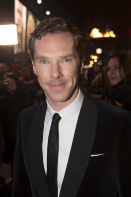 photo 78/125 - Benedict Cumberbatch - Avant-premi�re � Londres - Le Hobbit : La Bataille des Cinq Arm�es - © Warner Bros