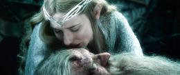 photo 36/125 - Cate Blanchett, Ian McKellen - Le Hobbit : La Bataille des Cinq Arm�es - © Warner Bros