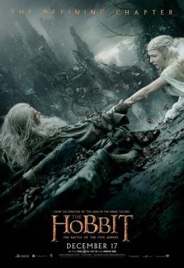 photo 122/125 - Le Hobbit : La Bataille des Cinq Armées - © Warner Bros