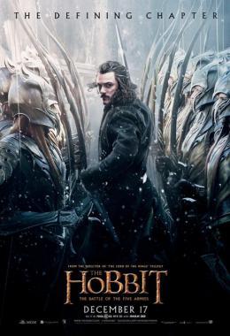 photo 123/125 - Le Hobbit : La Bataille des Cinq Armées - © Warner Bros