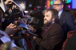 Peter Jackson Le Hobbit : La bataille des cinq arm�es - Avant-premi�re � Londres photo 5 sur 113