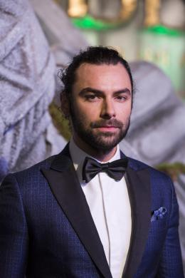 Aidan Turner Le Hobbit : La bataille des cinq arm�es - Avant-premi�re � Londres photo 2 sur 16