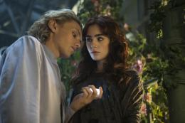 photo 4/52 - Jamie Campbell Bower, Lily Collins - The Mortal Instruments : la cité des ténèbres - © UGC