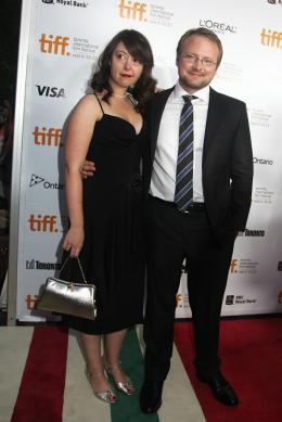 Rian Johnson Présentation du film Looper au 37ème Festival International du film de Toronto 2012 photo 1 sur 4