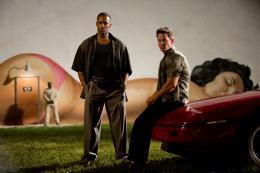 photo 23/35 - Anthony Mackie et Mark Wahlberg - No Pain No Gain - © Paramount