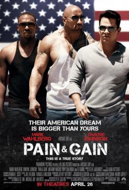 photo 34/35 - Affiche - No Pain No Gain - © Paramount